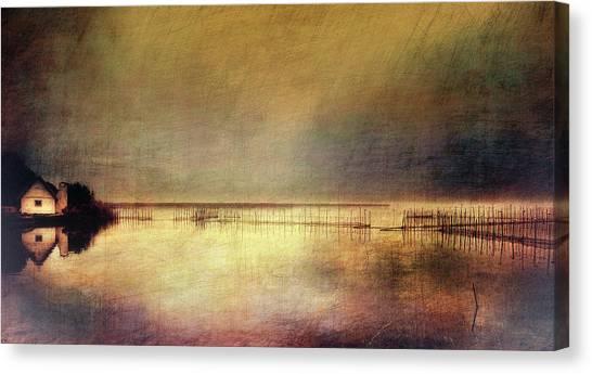 Spain Canvas Print - Valencian Landscape (2) by Sol Marrades