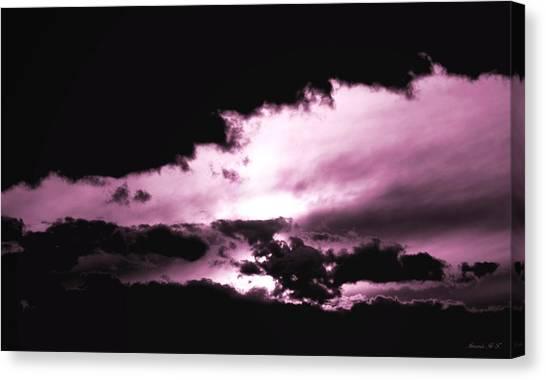 Valkyrie Sky Canvas Print