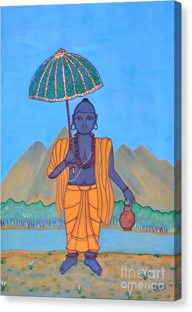 Vamanamurti Canvas Print