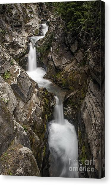 Van Trump Creek Canvas Print