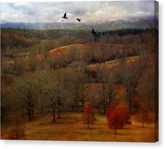 Vanderbilt View Canvas Print