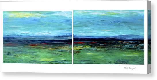Vast Horizon Canvas Print