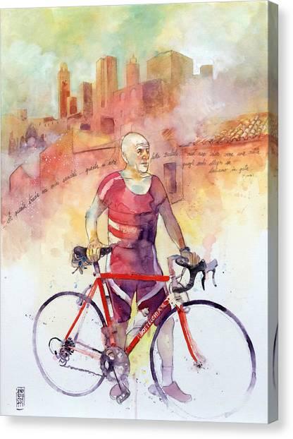 Vecchie Glorie Canvas Print by Alessandro Andreuccetti