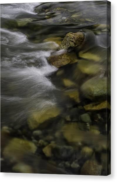 Vedder Waters Canvas Print