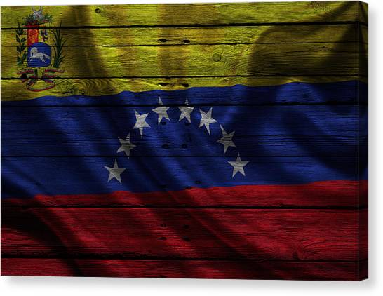Venezuelan Canvas Print - Venezuela by Joe Hamilton
