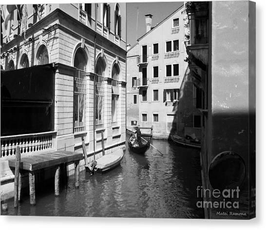 Venice Series 5 Canvas Print