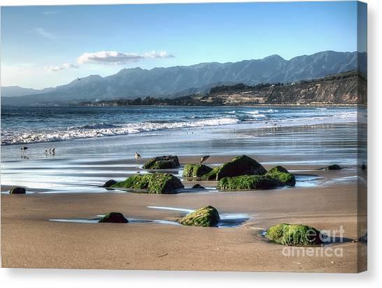 Ventura Shoreline Canvas Print