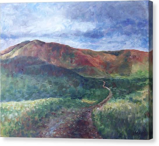 Verde Canvas Print by Susan Moore