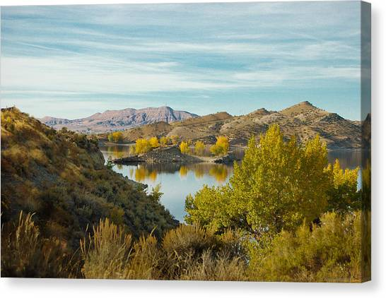 Vernal Morning Canvas Print