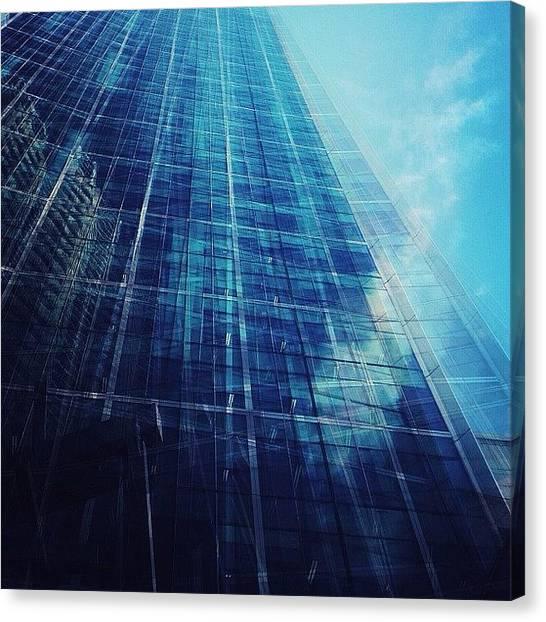 Vertigo Canvas Print - #vertigo #architecture by Justin H
