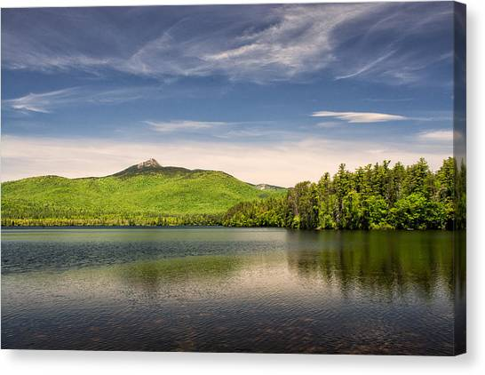 Vibrant Chocorua Canvas Print