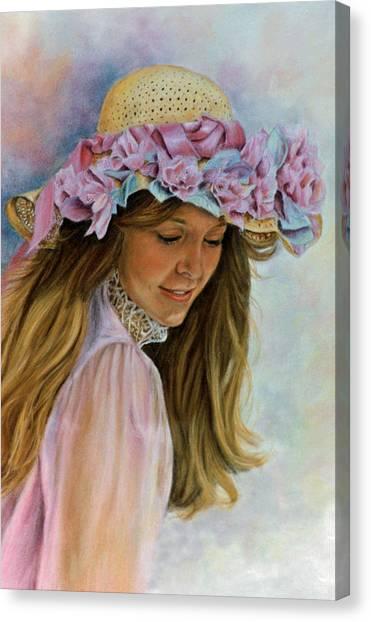 Victorian Memories Canvas Print