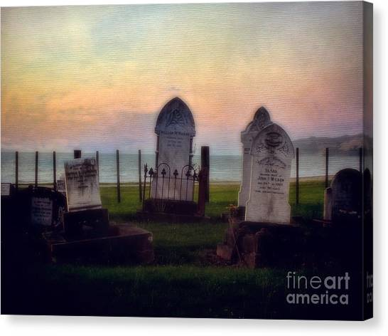 View For Eternity Canvas Print