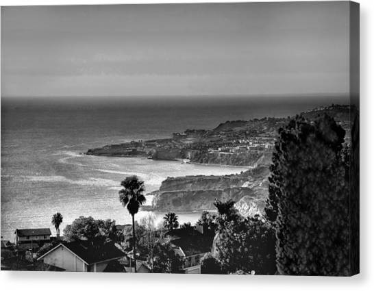 View From Marymount University Canvas Print