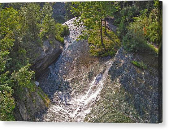 View In Color Canvas Print