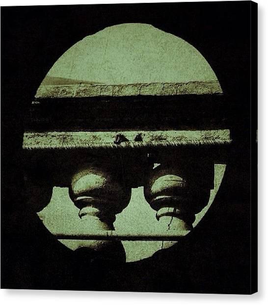 Vintage Canvas Print - #vintage by Mauricio Jimenez