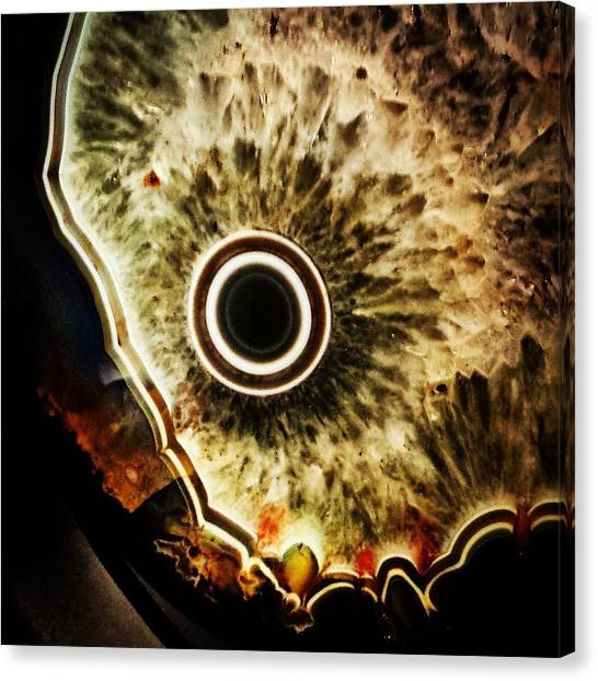 Gothic Art Canvas Print - Vision by David Lubetsky