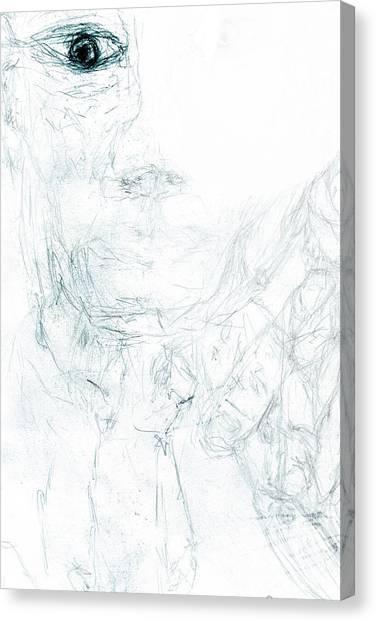 Simplistic Canvas Print - Vision by John Doe