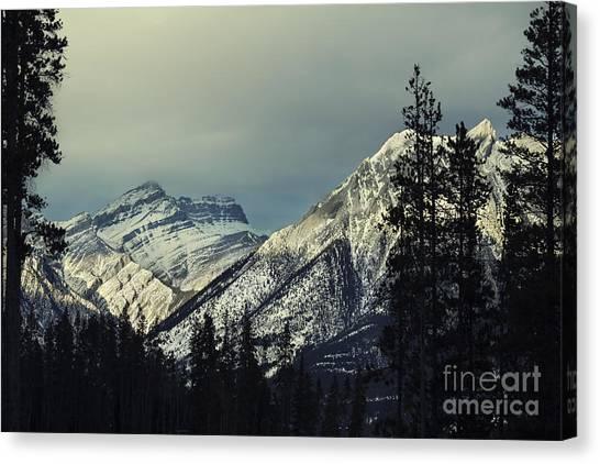 Altitude Canvas Print - Visions Prelude by Evelina Kremsdorf