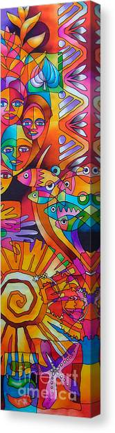Viti Tolu - Fiji IIi Canvas Print