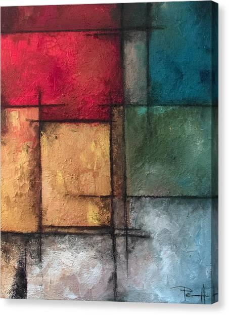 Vivid Canvas Print