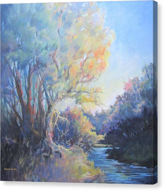 Waccamaw Morning Canvas Print