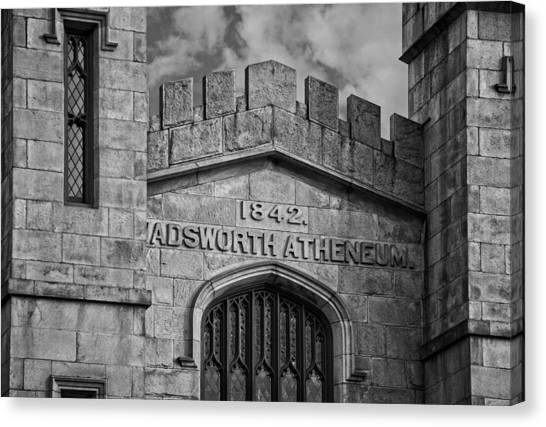 Wadsworth Atheneum Canvas Print