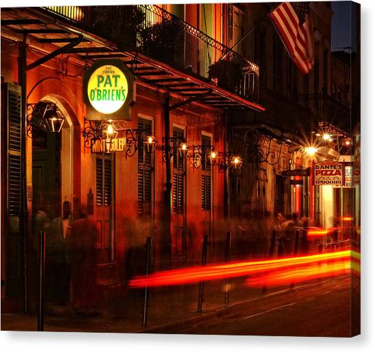 Waiting For A Hurricane Canvas Print