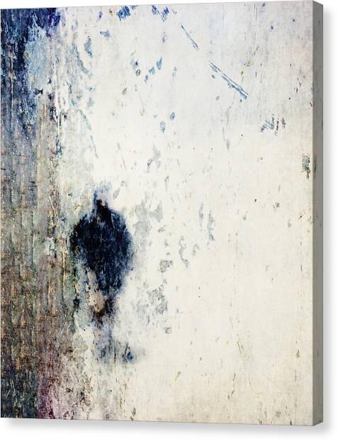 Rain Canvas Print - Walking In The Rain by Carol Leigh
