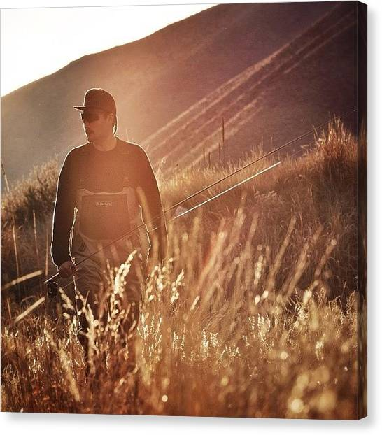 Idaho Canvas Print - #walkinglightly #todaywasagoodday by Cody Haskell