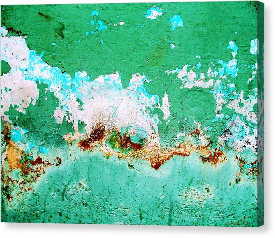 Wall Abstract 77 Canvas Print