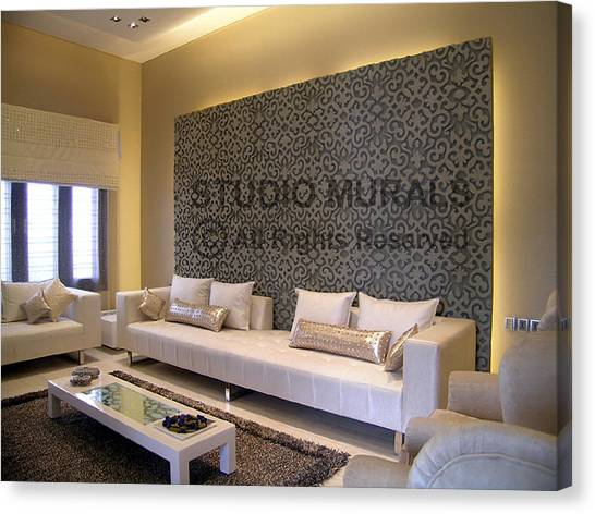 Wall Mural Canvas Print by Milind Badve