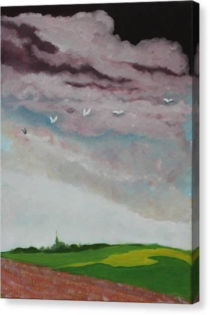 Wallonia 2 Canvas Print