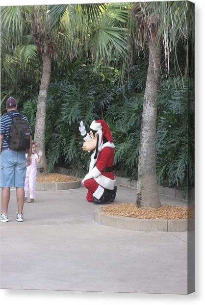 Fl Canvas Print - Walt Disney World Resort - Animal Kingdom - 121234 by DC Photographer