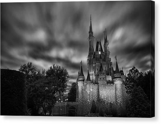Orlando Magic Canvas Print - Walts Home by Nicholas Evans