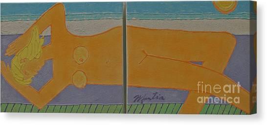 Warm Summer Breezes Canvas Print