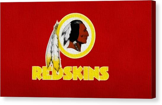 Joe Gibbs Canvas Print - Washington Redskins On Canvas by Dan Sproul