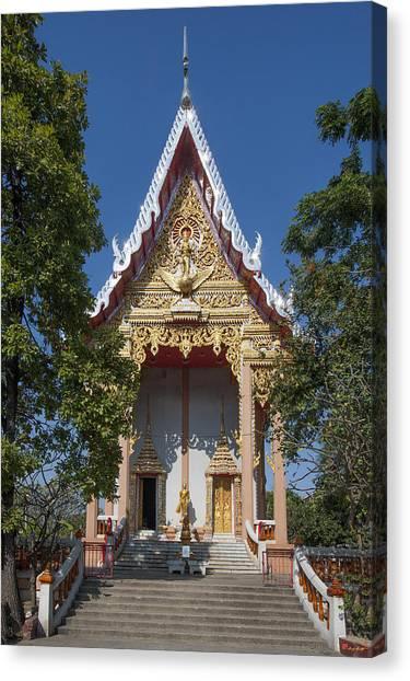 Wat Laksi Ubosot Dthb1426 Canvas Print