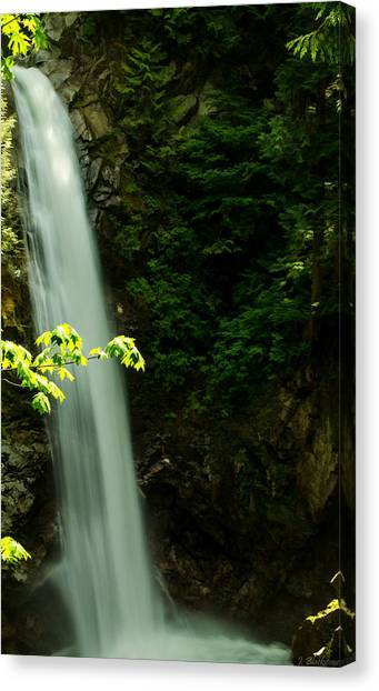 River Jordan Canvas Print - Water Is by Jordan Blackstone