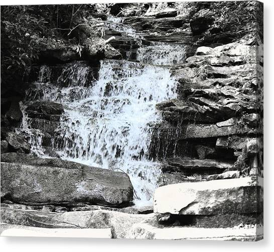 Waterfall 3 Canvas Print