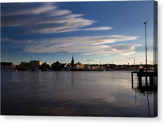 Waterford Canvas Print - Waterford City, Waterford, Ireland by Panoramic Images