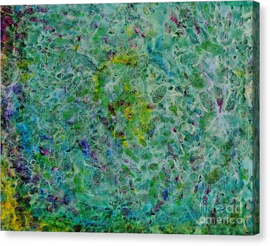 Watermark Canvas Print
