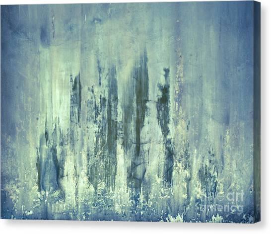 Waterworld #1243 Canvas Print