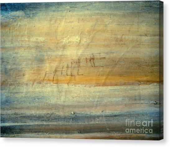 Waterworld #1267 Canvas Print