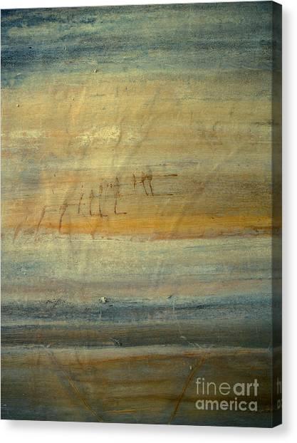 Waterworld #1268 Canvas Print