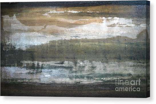 Waterworld #1285 Canvas Print