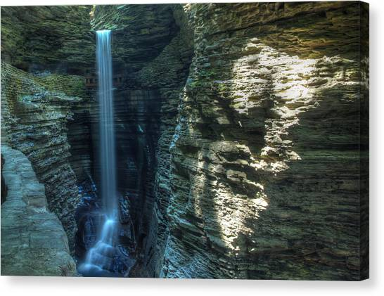 Watkins Glen Canvas Print