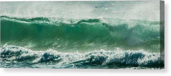 Wave 24 Canvas Print