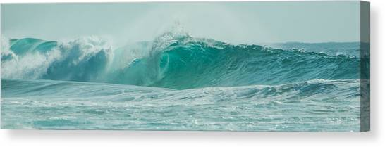 Wave 7 Canvas Print