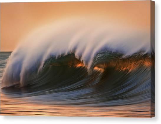 Wave  Mg6894a Canvas Print